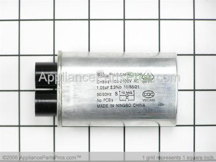 Whirlpool Capacitor, H.v. W10138798 from AppliancePartsPros.com
