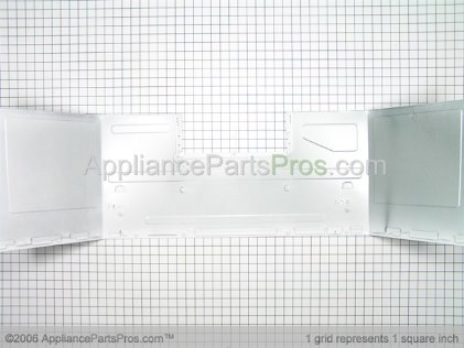 Whirlpool Case, Outer (wht) 53001351 from AppliancePartsPros.com
