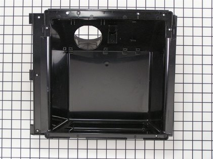 Whirlpool Cavity, Dispenser(black) 10876038 from AppliancePartsPros.com