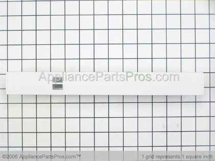 Whirlpool Center Crisper Rail 67001057 from AppliancePartsPros.com