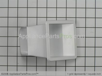 Whirlpool Chute 987188 from AppliancePartsPros.com