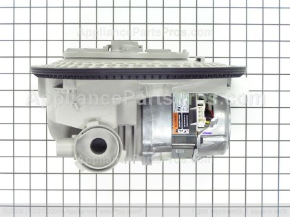 Whirlpool Circulation Pump and Motor Assembly W10237169 from AppliancePartsPros.com
