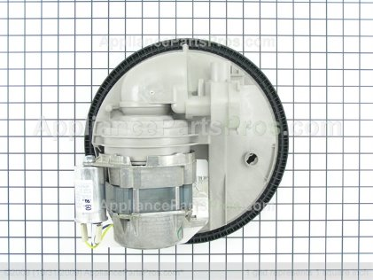 Whirlpool Circulation Pump and Motor Assembly W10239405 from AppliancePartsPros.com