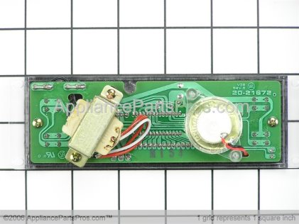 Whirlpool Clock (blk) 74005000 from AppliancePartsPros.com