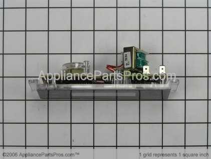 Whirlpool Clock (blk) 74006099 from AppliancePartsPros.com