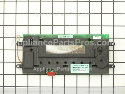 Whirlpool Clock,t Elec 7601P212-60 from AppliancePartsPros.com