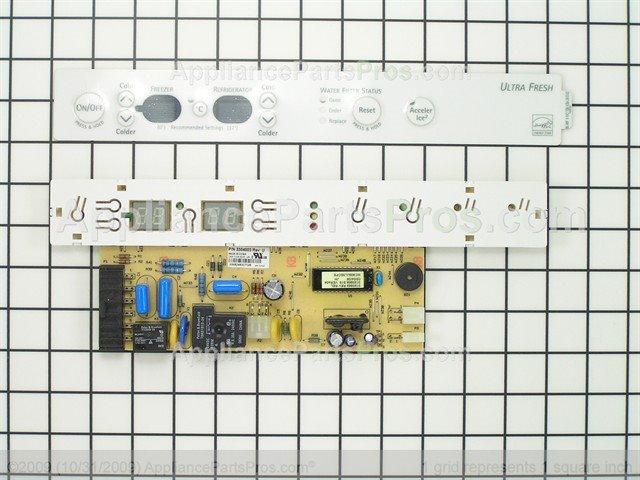 Whirlpool 8201660 Electronic Control Board