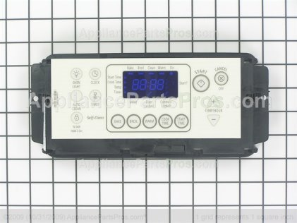 Whirlpool Cntrl-Elec W10108110 from AppliancePartsPros.com