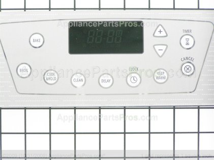 Whirlpool Cntrl-Elec W10169865 from AppliancePartsPros.com