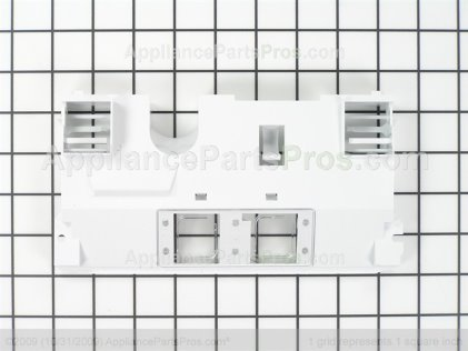Whirlpool Control Bracket W10206221 from AppliancePartsPros.com