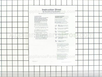 Whirlpool Cntrl-Elec W10393454 from AppliancePartsPros.com