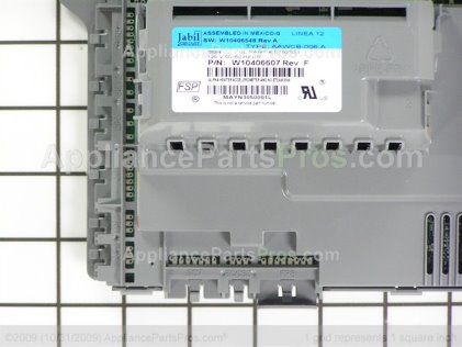 Whirlpool Electronic Control Board W10427967 from AppliancePartsPros.com