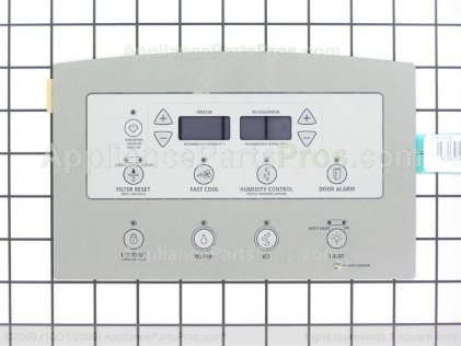 Whirlpool Cntrl-Elec W10740218 from AppliancePartsPros.com