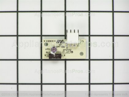 Whirlpool Cntrl-Elec W10757851 from AppliancePartsPros.com