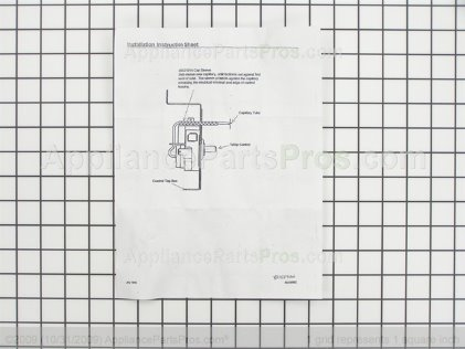 Whirlpool Cntrl, Freezer Assembly R0161092 from AppliancePartsPros.com