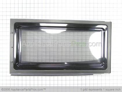 Whirlpool Complete Door (stainless) 8205416 from AppliancePartsPros.com