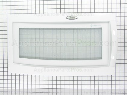 Whirlpool Complete Door (white) 8205413 from AppliancePartsPros.com