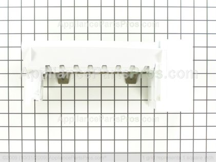 Whirlpool Complete Icemaker Assembly (8 Cube) 2198597 from AppliancePartsPros.com