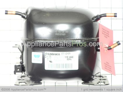 Whirlpool Compressor 4387964 from AppliancePartsPros.com