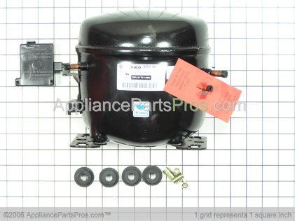 Whirlpool Compressor 8201575 from AppliancePartsPros.com