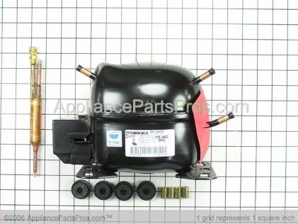 Whirlpool Compressor 8201727 from AppliancePartsPros.com