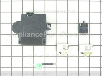 Whirlpool Compressor Start Device Kit 8201799 from AppliancePartsPros.com
