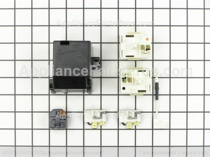 Whirlpool Compressor Starting Device Kit 8201786 from AppliancePartsPros.com