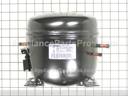 Whirlpool Compressor W10160407 from AppliancePartsPros.com