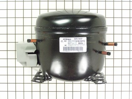 Whirlpool Compressor W10309989 from AppliancePartsPros.com