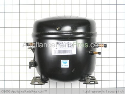 Whirlpool Compressor W10309990 from AppliancePartsPros.com
