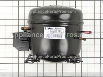 Whirlpool Compressor W10309994 from AppliancePartsPros.com