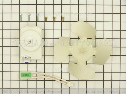Whirlpool Condenser Motor Kit W10124096 from AppliancePartsPros.com