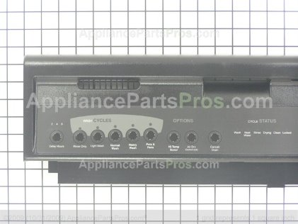 Whirlpool Console 8275206 from AppliancePartsPros.com