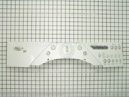 Whirlpool Console W10116695 from AppliancePartsPros.com
