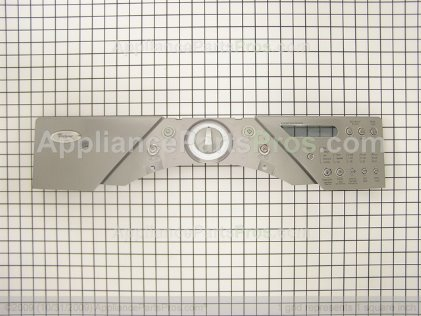 Whirlpool Console W10116697 from AppliancePartsPros.com