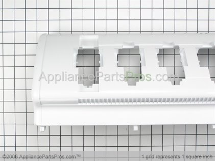 Whirlpool Console (white) 27001110 from AppliancePartsPros.com