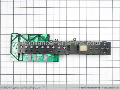 Whirlpool Control Assembly (led) 99002829 from AppliancePartsPros.com