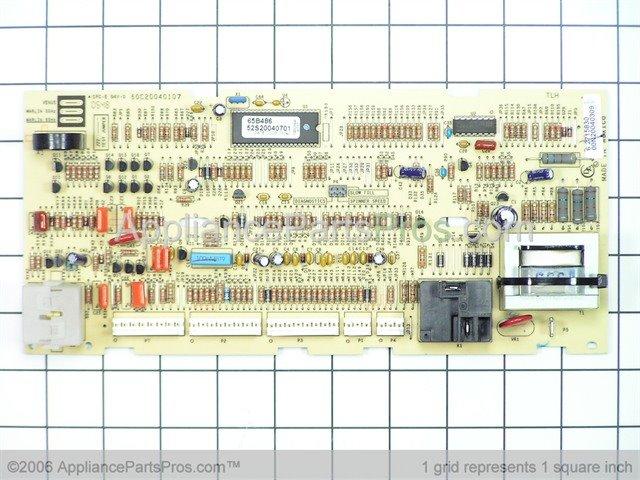 Whirlpool wp22002989 control board for Maytag motor control board