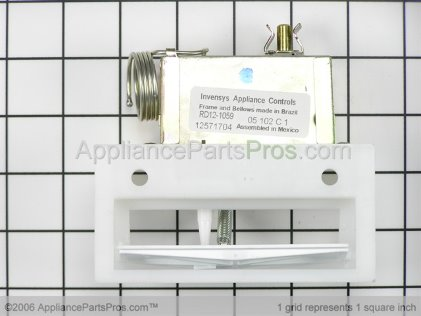 Whirlpool Control, Damper 67003519 from AppliancePartsPros.com