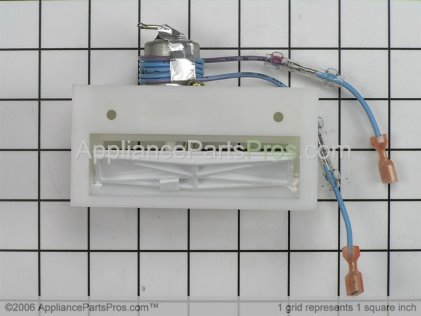 Whirlpool Control-Damper D7832702 from AppliancePartsPros.com