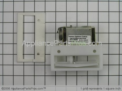 Whirlpool Control, Damper R0161051 from AppliancePartsPros.com
