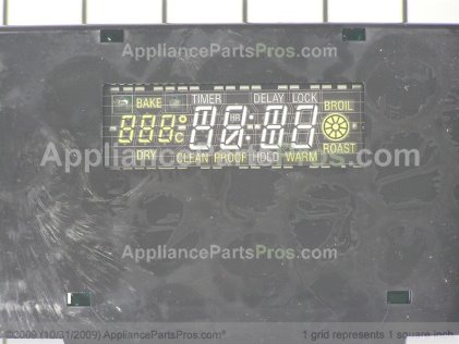 Whirlpool Control, H1 (clock-C 74008313 from AppliancePartsPros.com