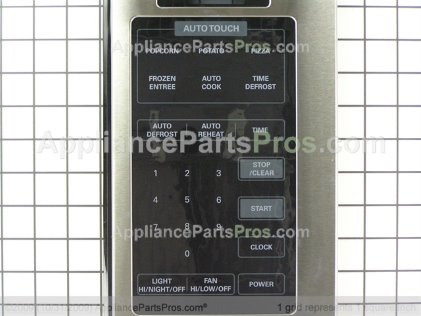 Whirlpool Control Panel 53001039 from AppliancePartsPros.com