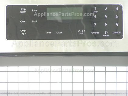 Whirlpool Control Panel 5701M665-60 from AppliancePartsPros.com