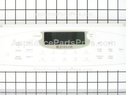 Whirlpool Control Panel Assembly (wht) 74005740 from AppliancePartsPros.com
