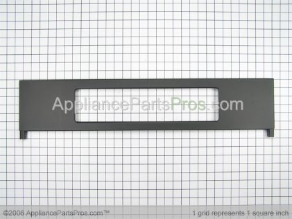 Whirlpool Control Panel (black) 4452604 from AppliancePartsPros.com