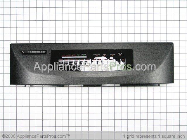 Whirlpool 9744112 Control Panel Black