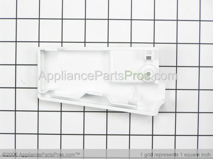 Whirlpool Control Panel Endcap Kit (white) 814562 from AppliancePartsPros.com