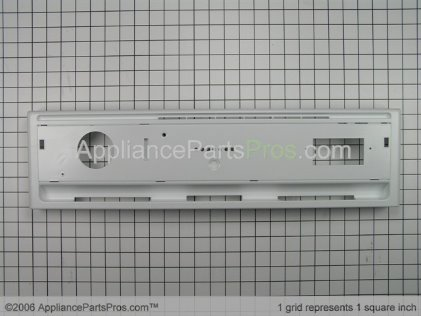 Whirlpool Control Panel White 99001771 from AppliancePartsPros.com