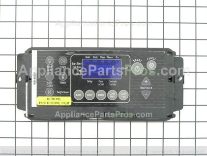 Whirlpool Control, Range (black) W10114377 from AppliancePartsPros.com